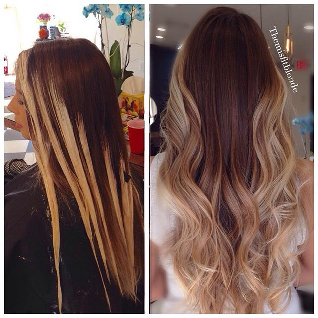 this hair touch up painting on this babe wella freelights 40 v - Color Touch Wella Mode D Emploi