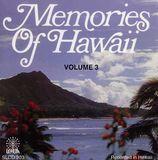Memories of Hawaii, Vol. 3 [CD]