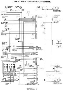Click image to see an enlarged view | truck wiring | Trailer wiring diagram, Chevy 1500