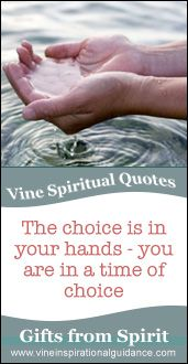 Australian Psychic Medium Vine's spiritual quote about understanding personal choices. http://www.vinemedium.com.au #spiritualquotes #spiritual #lightworker #Oneness #psychic #medium #psychicreading