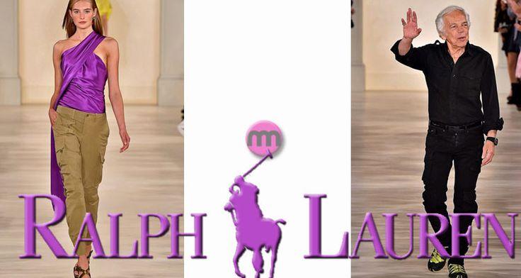 Ralph Lauren 2015 SS => www.giyimvemoda.com/ralph-lauren-2015-ilkbahar-yaz-defilesi.html
