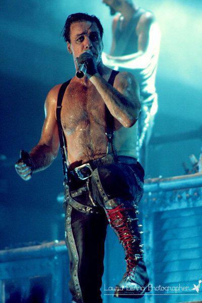 Till Lindemann - Rammstein LIFAD Tour 2009-2011 #Rammstein #TillLindemann #LIFAD