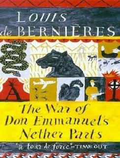 The War of Don Emmanuel's Nether Parts by Louis de Bernieres. Funny, brutal, gut churning, excellent.