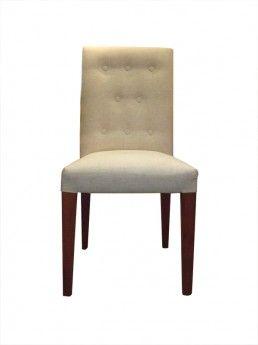 silla de lino