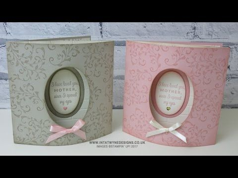Mother's Day Week: Domed Front card – Intatwyne Designs