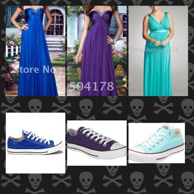 Converse for the bridesmaids:)