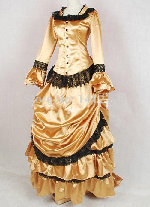 25 beste idee n over victoriaanse stijl jurken op pinterest - Stijl van marie antoinette ...