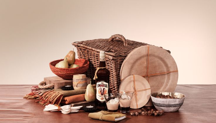 A Saharan Picnic Present - A picnic basket filled with all the right elements for an al fresco dining experience is a gift that will be enjoyed again and again. Be sure to add a bottle of Amarula to your tailored hamper. Visit http://www.amarula.com/gifts#/gifts for the perfect recipe for this occasion