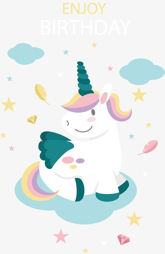 Enjoy Your Birthday Party Birthday Vector Png Birthday Party Png Transparent Clipart Image And Psd File For Free Download Unicorn Pictures Unicorn Wallpaper Unicorns Png Happy birthday unicorn wallpaper