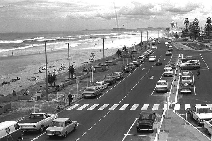 The Gold Coast in 1970