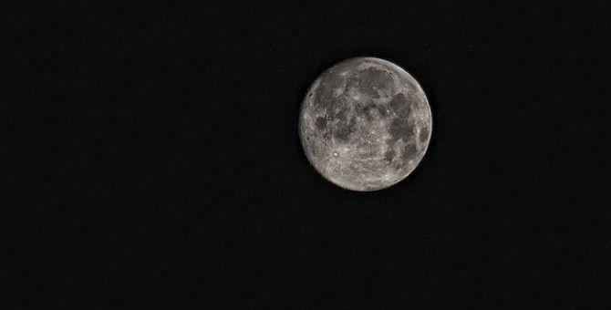 Why Does The Moon Change Shape