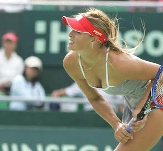 Maria Sharapova 24, Russian tennis superstar earned $24 million
