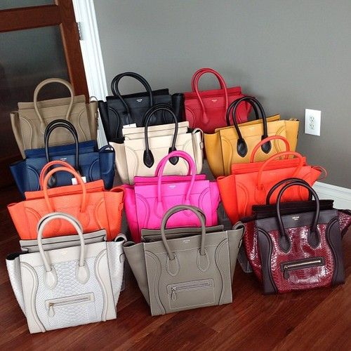 Celine bag outlet direct factory price ,authentic leather,enjoy 80 ...