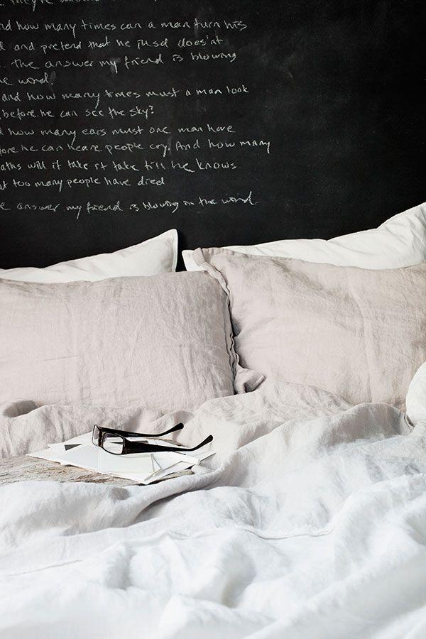 Wake up happy!   Sovrummet är en av mina favoritplatser. Det är där jag återhämtar mig både fysiskt och psykiskt. Det är som b...