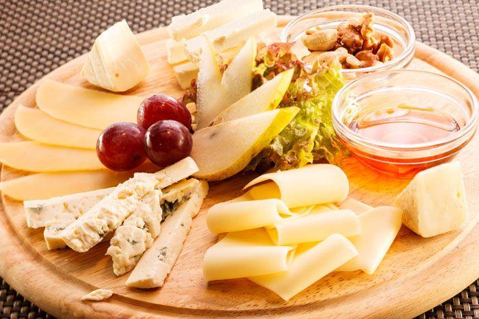 Рецепты сырной тарелки