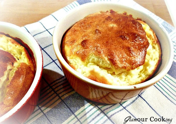 Glamour Cooking: soufflé