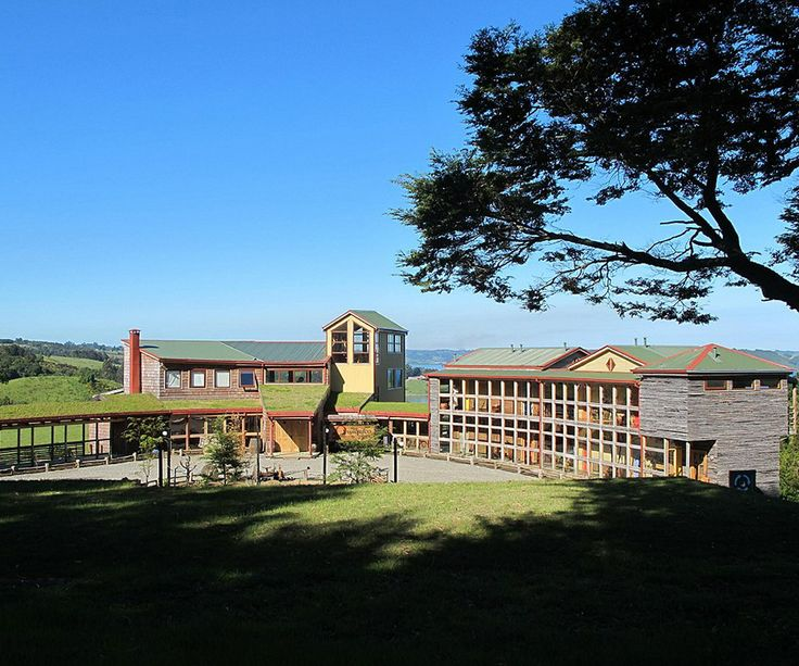Hotel Parque Quilquico, Chiloé http://www.smartrip.cl/hoteles/ver/19