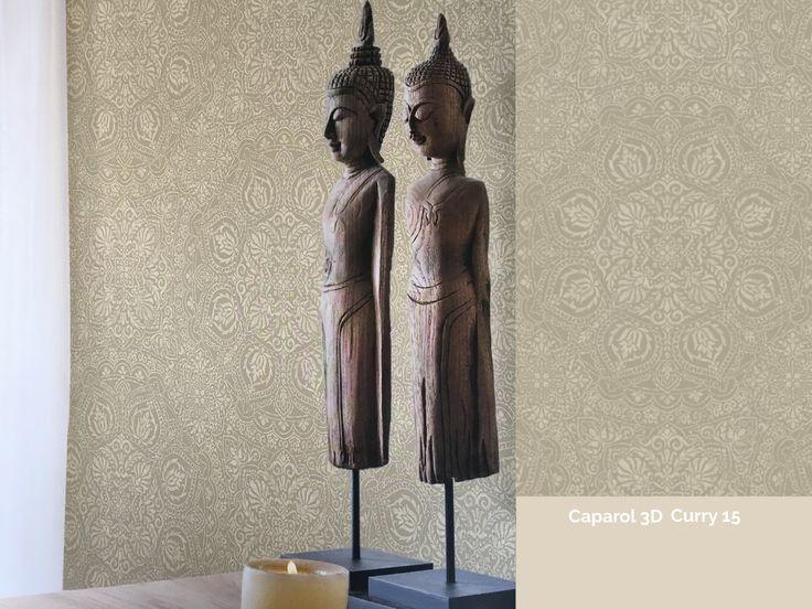 Vliestapete wohnzimmer braun  36 besten Farbharmonie // Stilkonzepte Bilder auf Pinterest ...