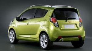 Chevrolet Spark 1.2 LS, a Sparky Little Number