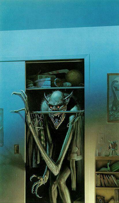 Monster From Closet