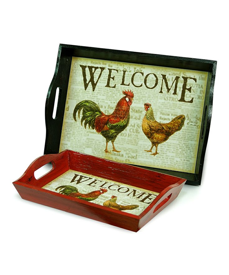 Kitchen Accessories Walmart: Rooster Kitchen Decor At Walmart