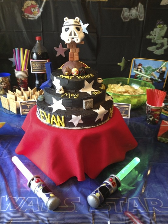 72 best Star Wars Party images on Pinterest Star wars party