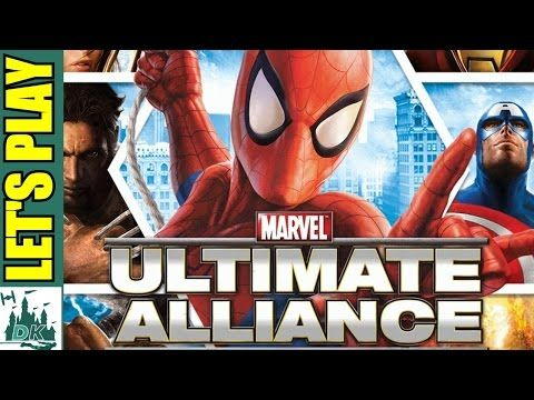 Marvel Ultimate Alliance-CODEX Free Download Games For PC - Down World Games