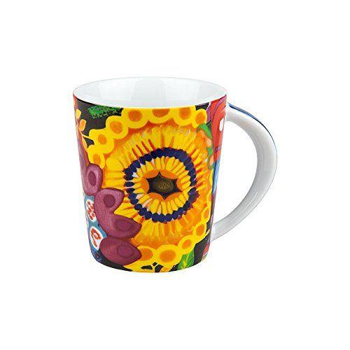 Mug Power Art - Yellow