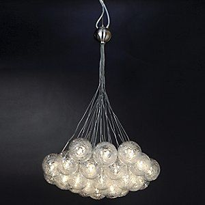 Orb Multi-Light Pendant Trend Lighting & 27 best Multi-Bulb Cluster Hanging Glass Pendants images on ... azcodes.com