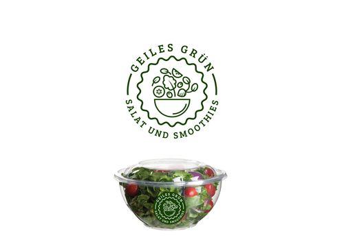 Entries | Design stylish and hip logo for THE new salad bar | Logo design contest
