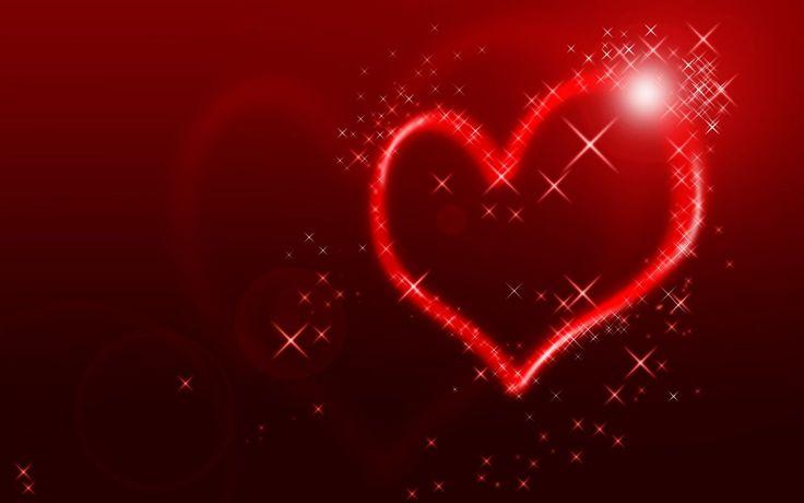 imagen de corazón para celular o foto portada de facebook
