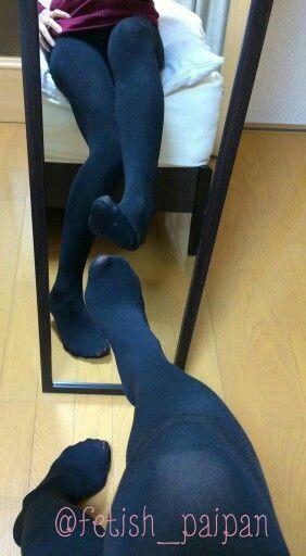 #stocking #pantyhose #tights (fetish_paipan)