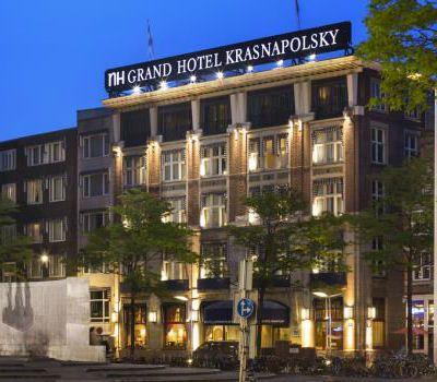 Kas zaal!  - NH Amsterdam Grand Hotel Krasnapolsky. Prijzen, foto´s, contactgegevens en routebeschrijvingen. Zodat u gemakkelijk een hotel kunt vinden voor uw bruiloft.