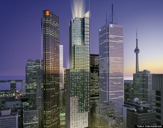 325 Bay Street Unit 5501 Penthouse Trump Towers Toronto M5H 4G3
