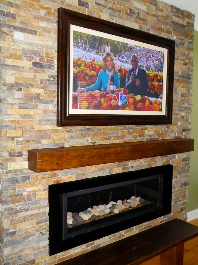 Diy tv frame disguise that flat screen diy wall flats for Disguise tv on wall