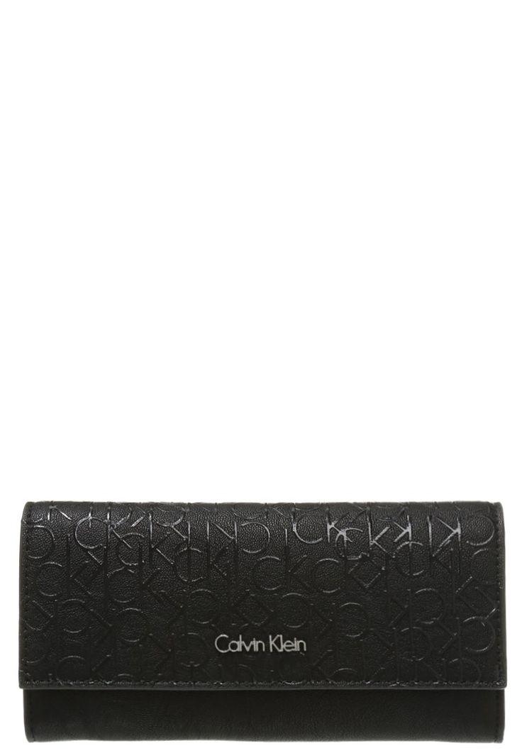 Calvin Klein Jeans MADDIE - Portfel - black za 269 zł (31.01.16) zamów bezpłatnie na Zalando.pl.