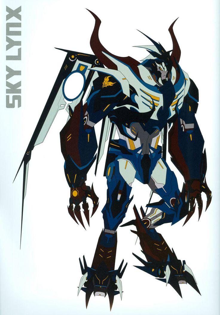 Transformers Prime Skylynx