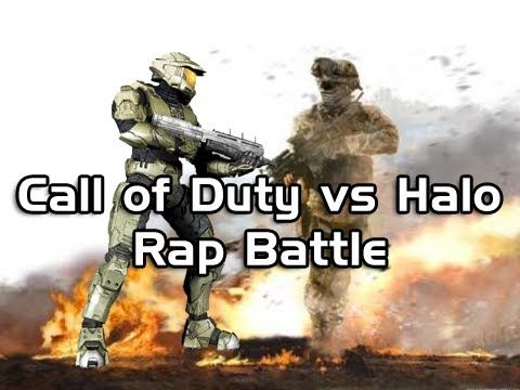 BrySi the Machinima Guy - COD vs Halo Rap Battle Song -- by BrySi - YouTube