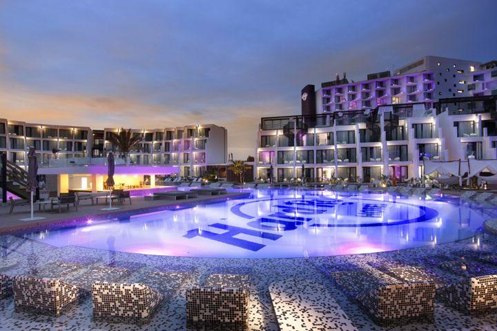 ハード ロック ホテル イビサ(Hard Rock Hotel Ibiza)
