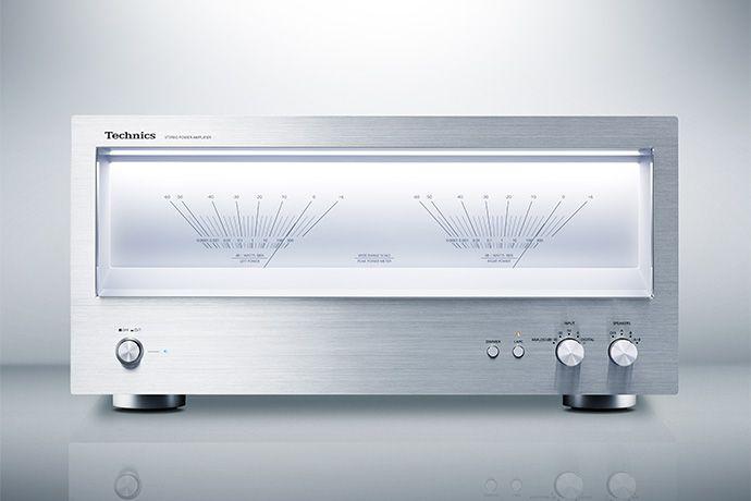 Stereo-Endstufe SE-R1 | R1-Serie | Technics Deutschland & Österreich