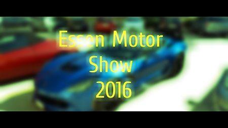 Ausblick EMS 2016! Was erwartet Euch auf der diesjährigen Essen Motor Show, ich habe die Highlights für Euch zusammengefasst. #ems #ems2016 #essen #motorshow #automesse