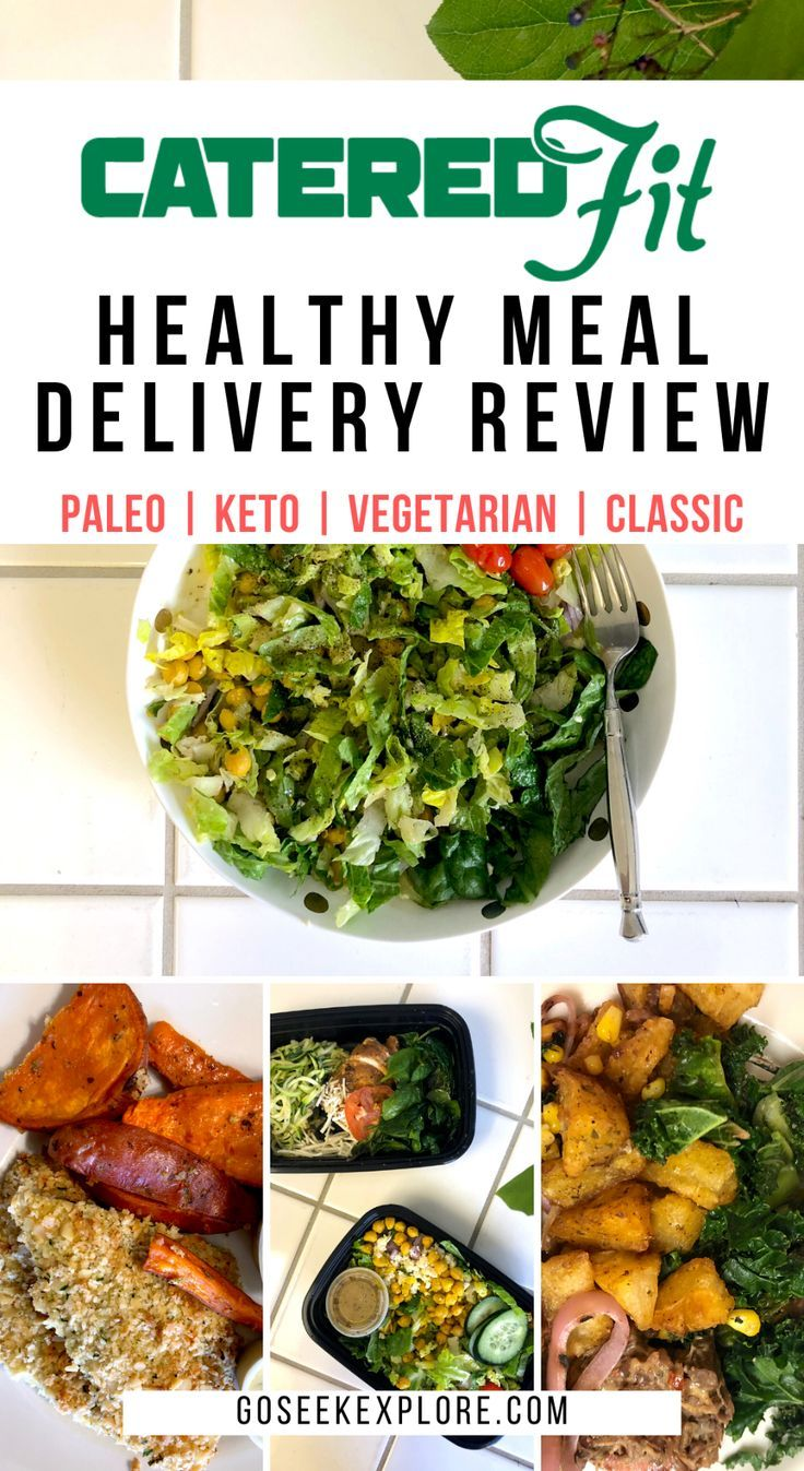 Paleo Meal Delivery From Catered Fit Go Seek Explore In 2020 Healthy Recipes Paleo Meal Delivery Healthy Food Delivery