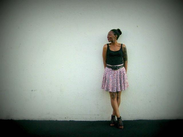 MMM.D26 :: Tania in Lomo by Nettie C., via Flickr