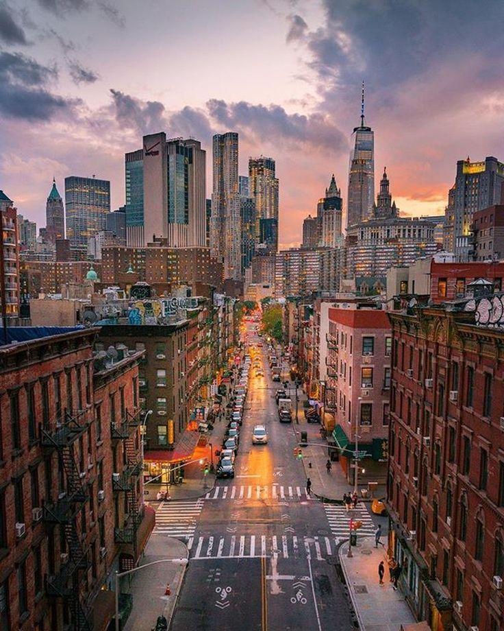New York City Awh It S So Cool Krasivye Mesta Puteshestviya Gorodskoj Pejzazh