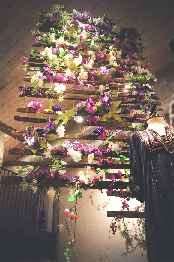 Decor Inspiration: Spring 2014 Store Displays