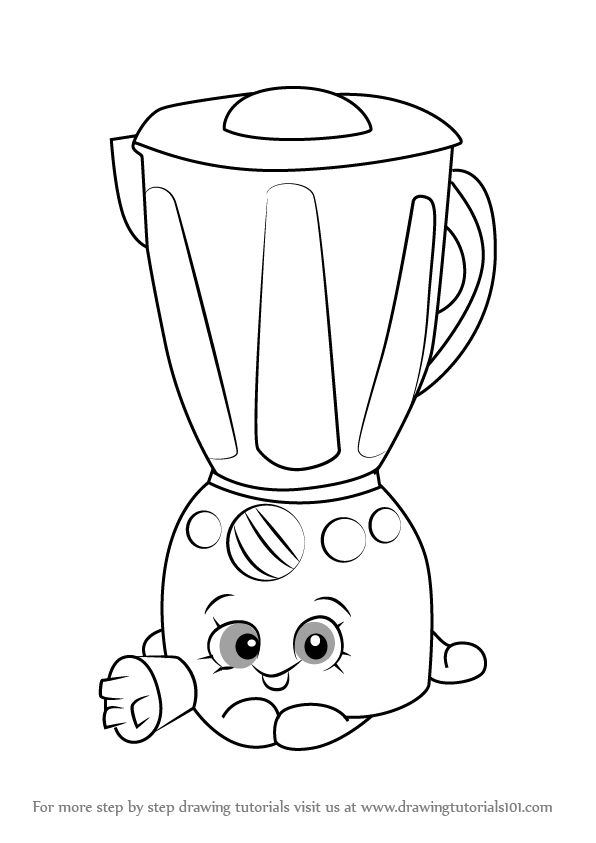 136 Best Images About Shopkins Coloring Pages On Pinterest