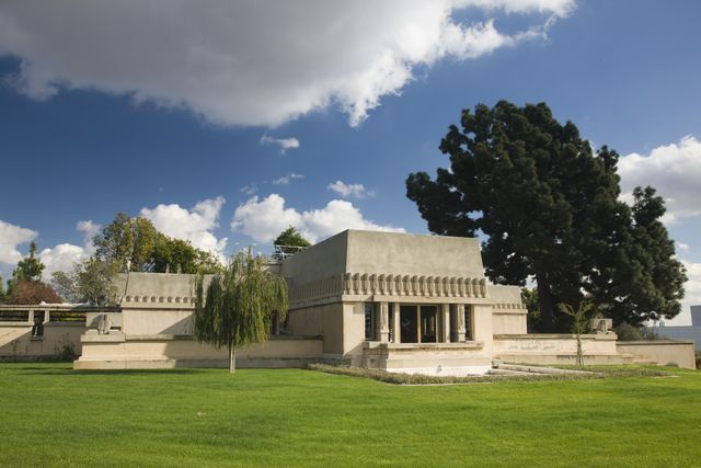 Frank Lloyd Wright Houses and Buildings In California: Frank Lloyd Wright in California