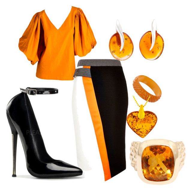 """""""Untitled #174"""" by george-isaacs ❤ liked on Polyvore featuring Yves Saint Laurent, MANGO, Be-Jewelled and River Island"""