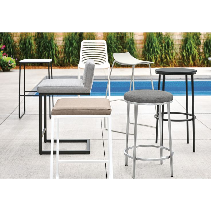 Room And Board Bar Stools: Sylvie Counter & Bar Stools With Recycled