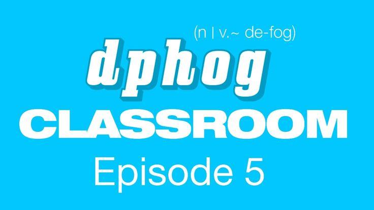 Classroom #5: Michal Dabrowski
